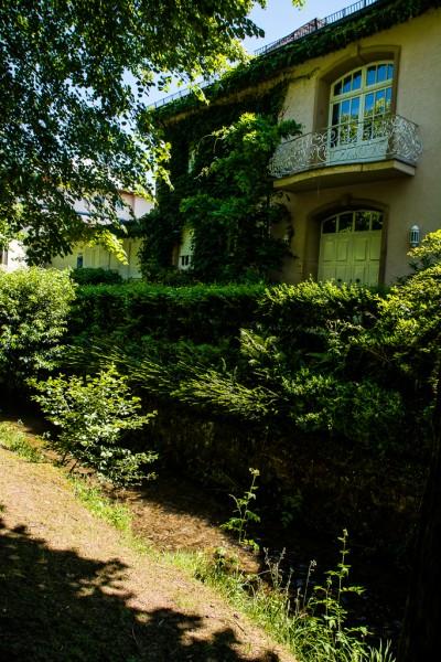 Haus an der Rue des Romains