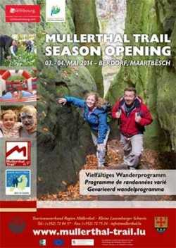 Müllerthal Trail Season Opening