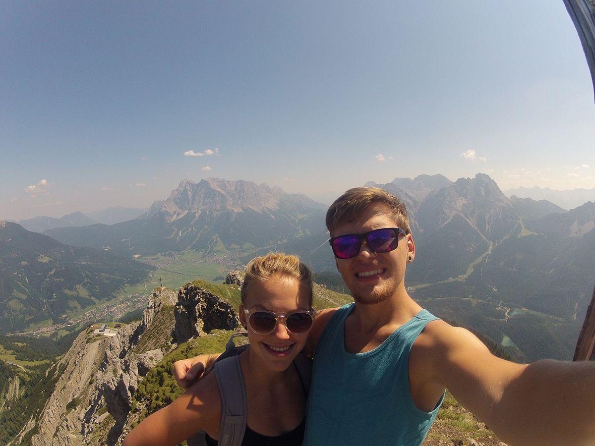 Lars und Franziska - Ammergauer Alpen