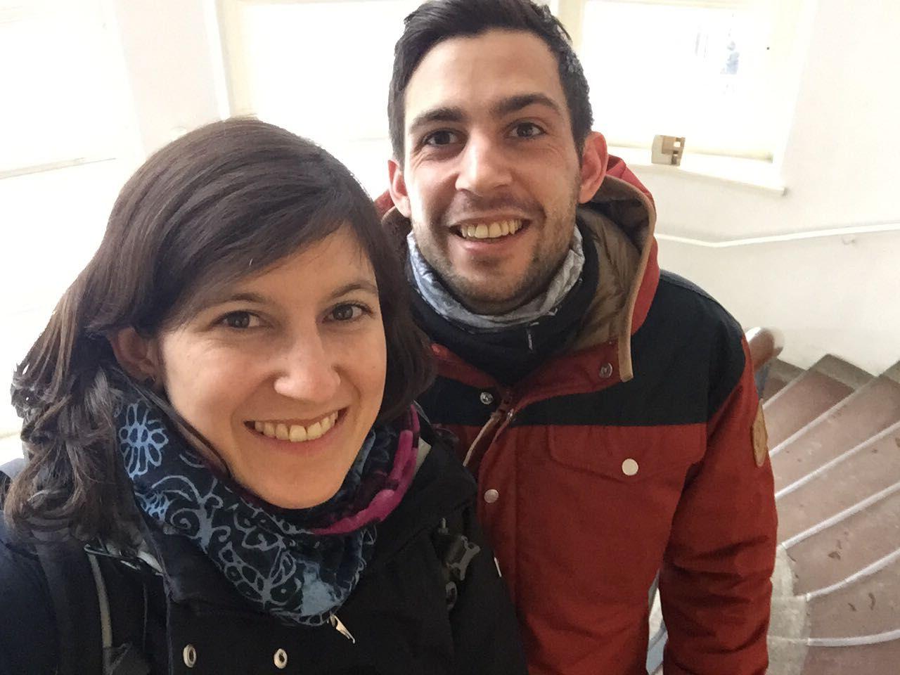 Simon und Yvonne - Region Leipzig