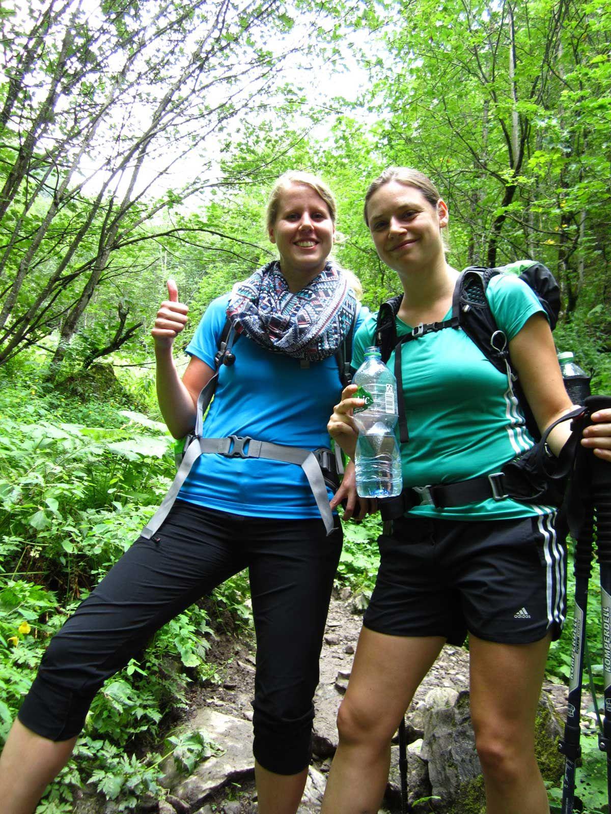 Franny und Jasmin - Nationalpark Region Hohe Tauern Kärnten