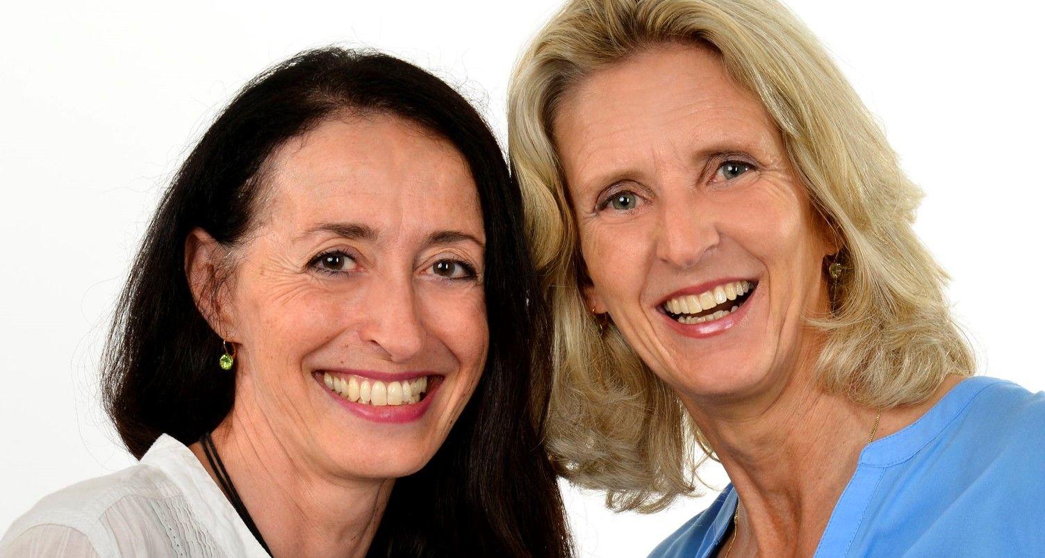 Gitta und Marie - Dachstein Salzkammergut
